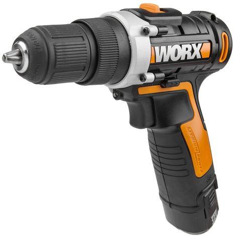 WORX - Taladro Atornillador 12V 2.0Ah 2bat. - WX128.3
