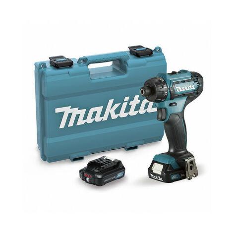 Taladro atornillador a batería 12V CXT (2 bat x 2Ah) Makita