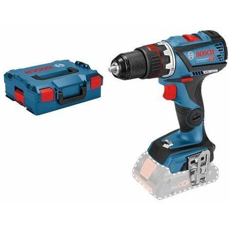 Taladro/atornillador a batería GSR 18 V-60 FC Professional (sin batería) en L-BOXX BOSCH 06019G7103