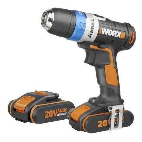 Taladro atornillador a batería worx WX178.1