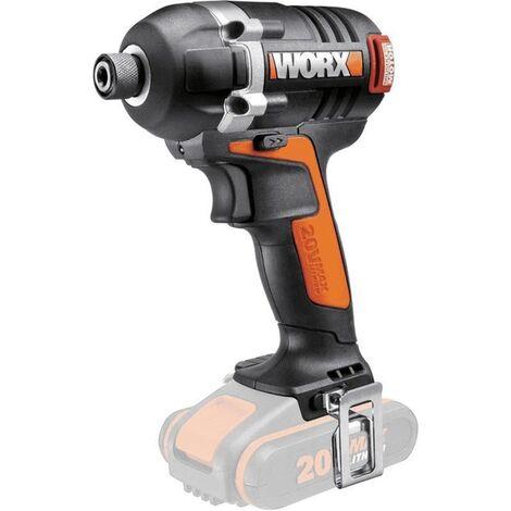 Taladro atornillador de impacto sin escobillas 20 V Worx WX292.9 Sin batería