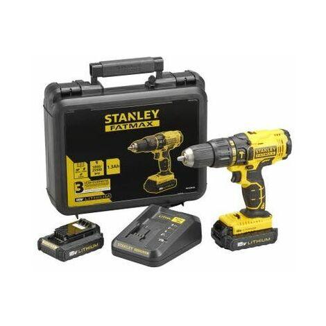 "main image of ""Taladro atornillador de impacto Stanley FMC626C2K"""