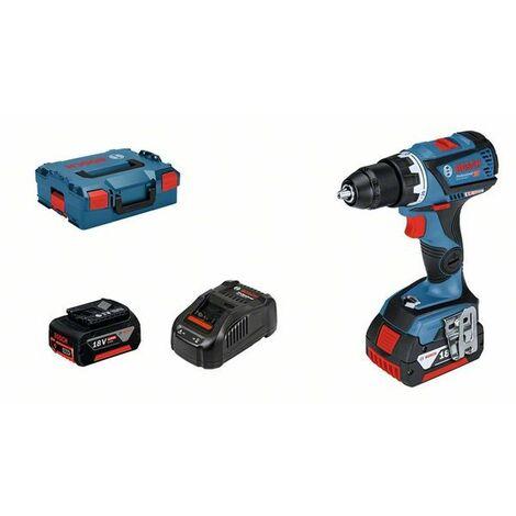 Taladro atornillador en el maletín m L-BOXX Bosch GSR 18V-60 C