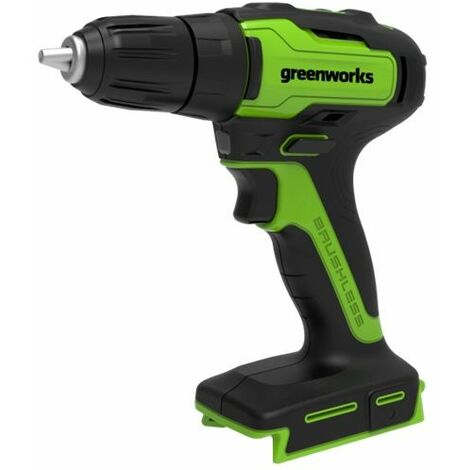 "main image of ""Taladro atornillador Greenworks GD24DD60"""