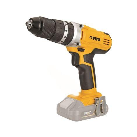 Taladro Atornillador Max Drill 20V Vito Pro-Power
