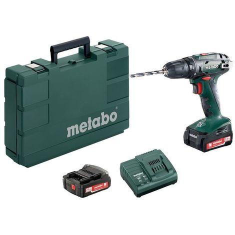 Taladro atornillador Metabo BS 14.4