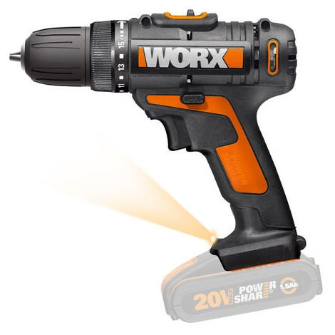 Taladro Atornillador Worx POWER SHARE WX101.9