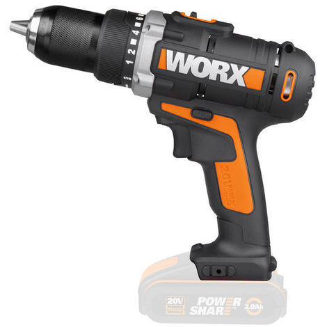 Taladro Atornillador Worx POWER SHARE WX183.9