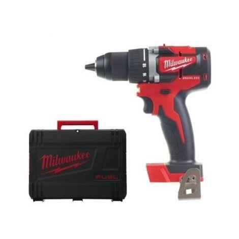 Taladro destornillador compacto MILWAUKEE M18 CBLDD-0X - sin batería ni cargador - 4933464555