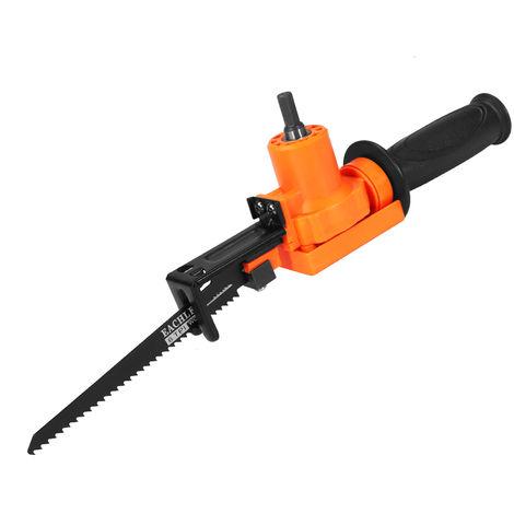 Taladro eléctrico Adaptador de conversión de sierra recíproca Convertidor Cambio inalámbrico Hasaki