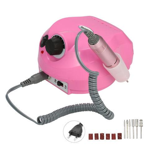 Taladro electrico del clavo de la maquina, 30000RPM, Rosa