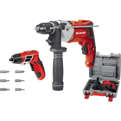 Taladro electrico impacto TE-ID 750/1 E Einhell