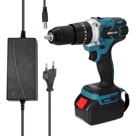 Taladro electrico multifuncional 3 en 1 para el hogar, mini destornillador, formas de rotacion, pares de torsion ajustables