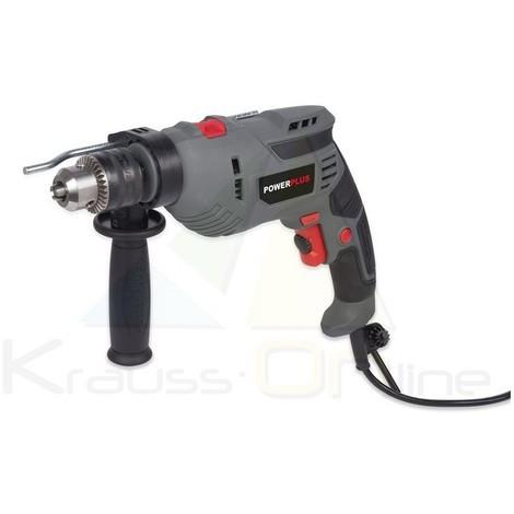 Taladro eléctrico percutor rev. 600w (POWE10025)