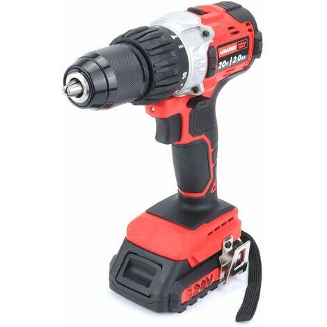 Taladro Inalámbrico sin Cordón, 20V, 13mm - MADER® | Power Tools