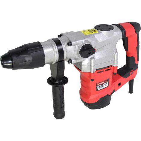 Taladro Martillo Perforador 2 Funciones 1600W - Impacto 9 J - MADER POWER®