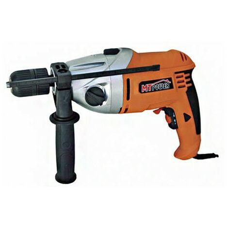 Taladro Percutor 1050W | Taladro electrico profesional para carpinteria y bricolaje