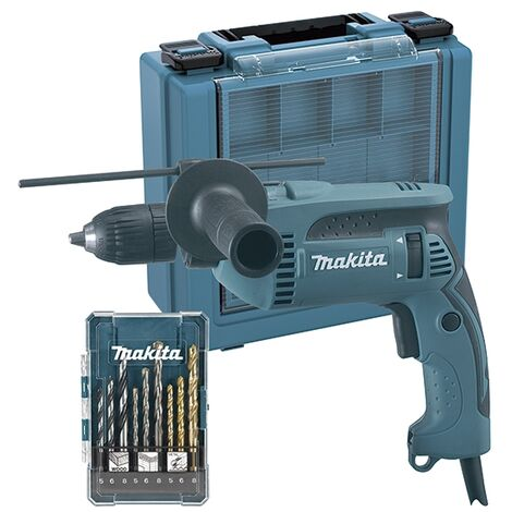 Taladro Percutor 680W 13 Mm Hp1641K1X Rev. Mal Makita