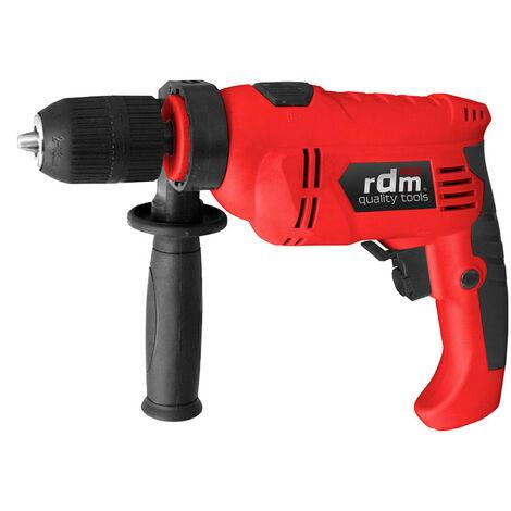 Taladro Percutor 710W Reversible RDM PRO Quality Tools