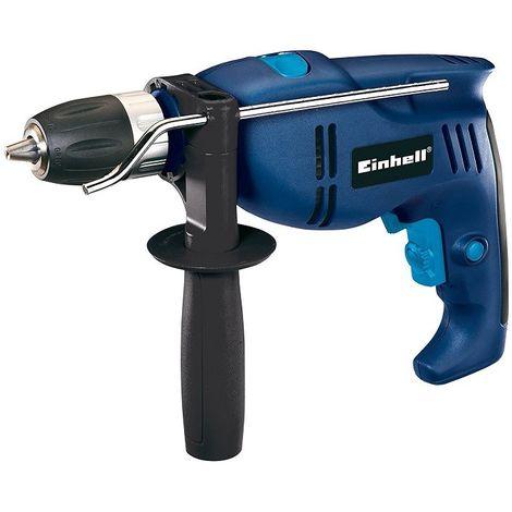 Taladro percutor Einhell BT-ID 710E Blue Kit