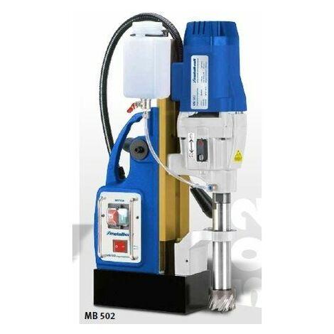 Taladro + soporte magnético 2.000 W / 230 V METALLKRAFT MB 502