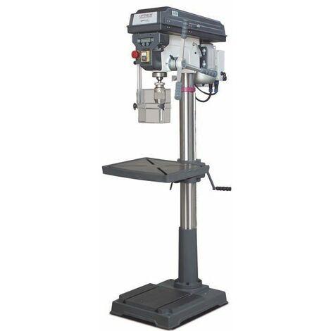 Taladro transmisión por polea 750 W / 400 V OPTIMUM D 26 Pro