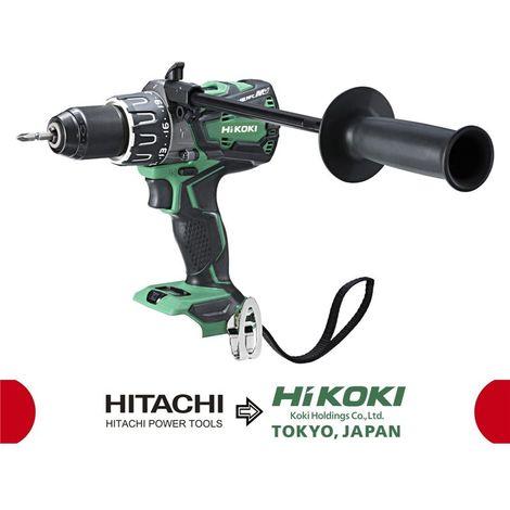 Taladros atornillador-percutorGama MultivoltGama Brushless 0-500/0-2.100 rpm DV36DAW2 HIKOKI