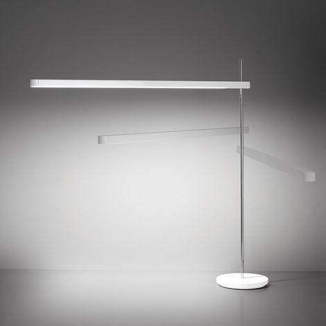 Lampada Artemide Da Tavolo.Talak Professional Lampada Da Tavolo Led 13w 3000k Artemide Catalogo Lampade