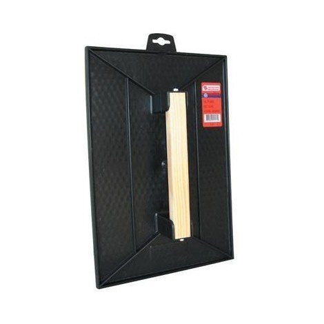 TALIAPLAST - Taloche plastique - rectangulaire - noir - 42x28 cm