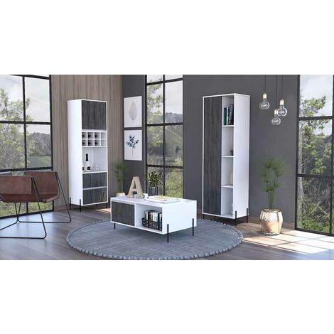 "main image of ""tall storage & display cabinet"""