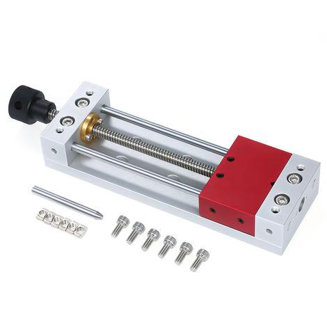 Tallado en madera tornillo de alta precision CNC Grinder Mini Modelo Vise para Rectificadora de fresado de escritorio Alicates