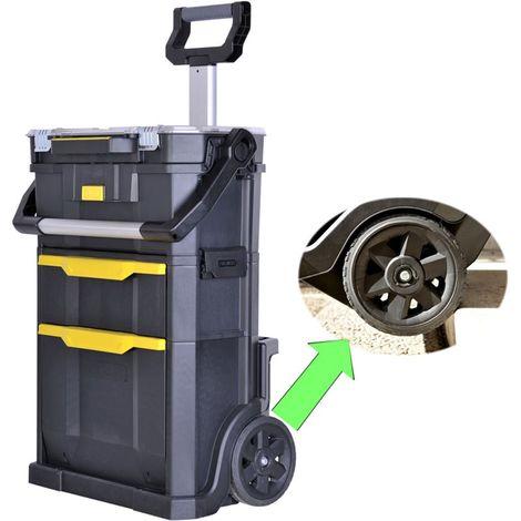 Taller móvil modular y caja de herramientas 2 en 1 STANLEY STST1-79231 (1 unidad)