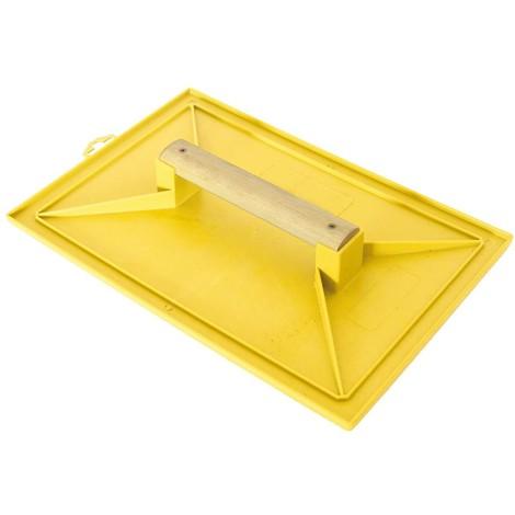 Taloche pro ABS jaune 26 x 35 cm - Mob/mondelin