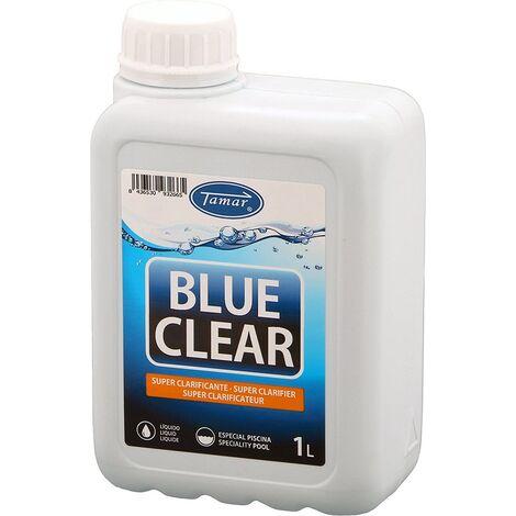 Tamar Blue clear clarificante rápido piscina 1 Lt