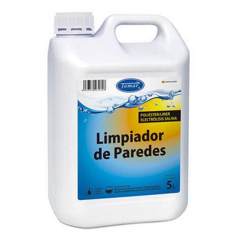Tamar Limpiador de Paredes Especial Poliester/Liner y Electrólisis Salina, 5L