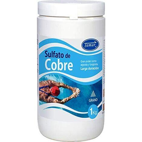 Tamar Sulfato de cobre piscina 1 Kg