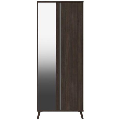 Tamarine Two Door Mirror Wardrobe