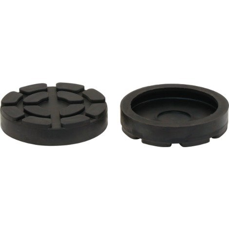 TAMPON CAOUTCHOUC protection Rond DIAM 108 mm interieur pour cric -S18987