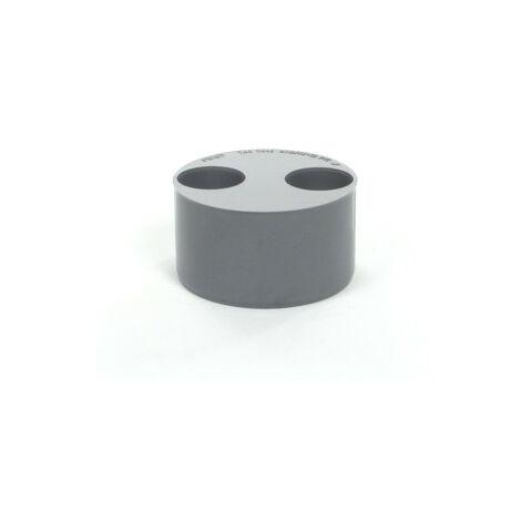 Tampon de Réduction Double PVC MF