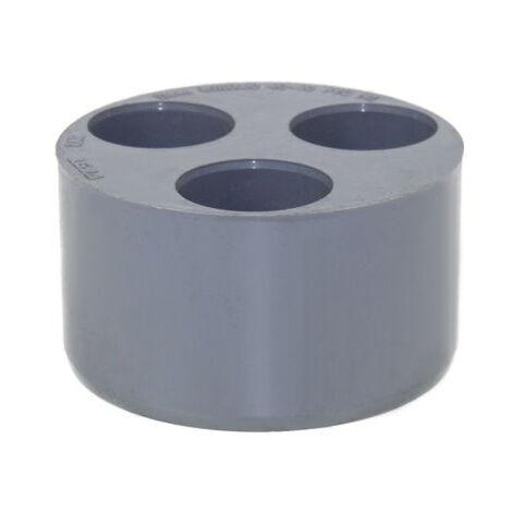Tampon de Réduction Triple PVC MF