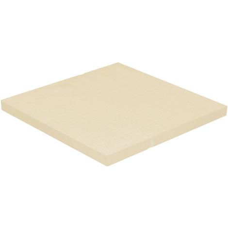"""main image of """"Tampon de sol PVC renforcé anti-choc 284x284mm - 71,00KN - Sable"""""""