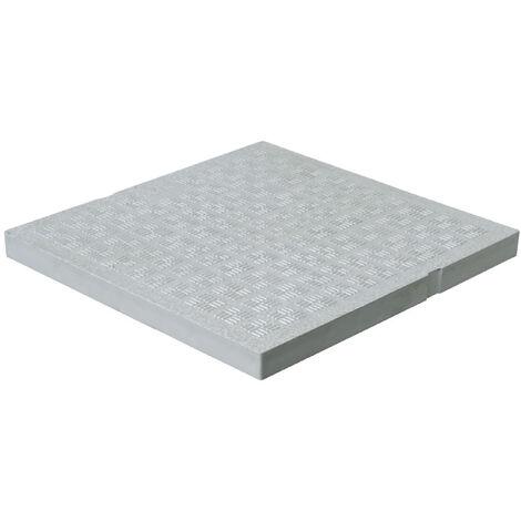 Tampon de sol PVC renforcé anti-choc
