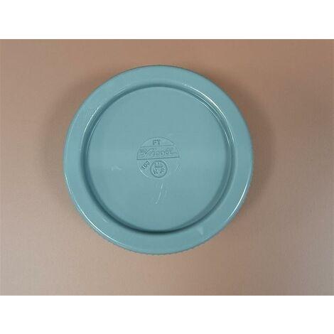 Tampon de visite en PVC - Diamètre 100 mm