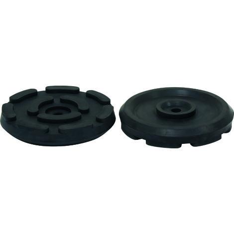 Tampon pour cric en caoutchouc 145mm Adaptable