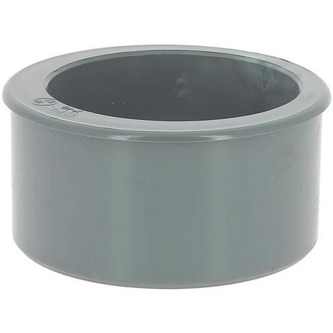 Tampon PVC réduit mâle-femelle Ø125-100