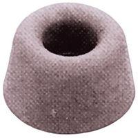 Tampon siège Nr.68 blanc 21x10mm (Par 100)