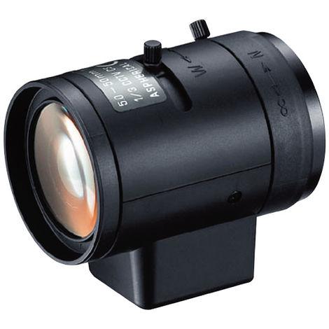 Tamron 13VG550T Lense diaphragm manual zoom 5-50mm CCTV F1.4-T185 CS