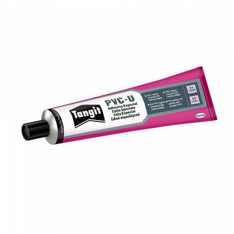 TANGIT ADÉSIF PVC, TUBE 125 GR.
