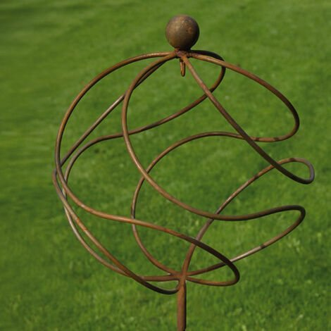 Tangle Ball On 4ft Stem Empty