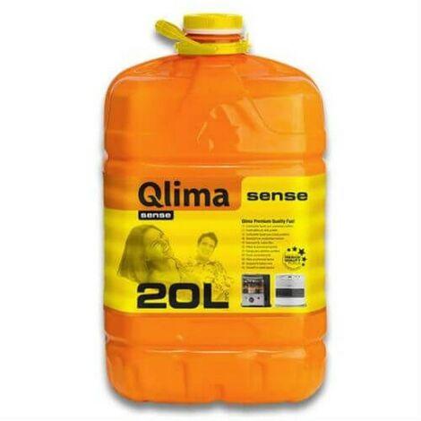 Tanica 20 litri di combustibile liquido Qlima Sense